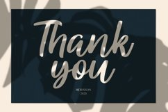 Herisson - Attractive Handlettering Product Image 3