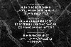 Durrel Font Product Image 4