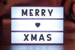 Web Font Christmas Elves Product Image 2