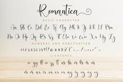 Romantica Script Product Image 11