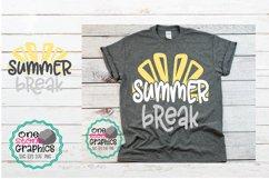 Summer break svg,summer svgs,summer break Product Image 1