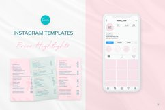 Editable Elegant Instagram Highlights and Price templates Product Image 1