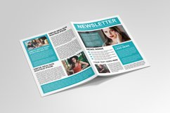 Newsletter template Product Image 5
