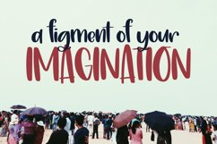 Figments - A Lovely Hand Written Font Product Image 2
