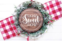 Round Sign Bundle - Round SVG Files - Farmhouse Signs Product Image 9