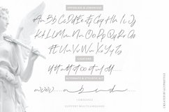 Black Angel - a Natural Signature Script Product Image 7