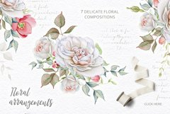 15OFF. Watercolor Floral Collection Product Image 4