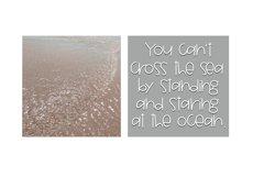 Seashore - A Fun Handwritten Font Product Image 3