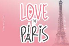 Love in Paris Product Image 1