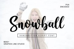 Snowball Product Image 1