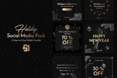 Holiday Social Media Pack vol.1 Product Image 1