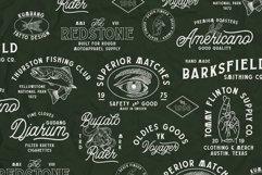 Buryland Typeface Collection Product Image 3