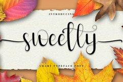 Sweetly - Beauty Calligraphy Font Product Image 1