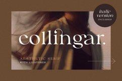 Collingar - Aesthetic Serif Product Image 1