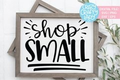 Shop Small SVG DXF EPS PNG Cut File Product Image 1