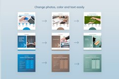 Canva Templates for accountants, bookkeepers, Finance area Product Image 5