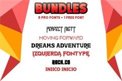 Special Bundles 5 Premium pro Fonts Product Image 1