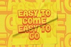 Web Font Felony Font Product Image 2