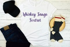 Whiskey Tango Foxtrot Cut File - SVG & PNG Product Image 1