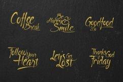 Godfeem font Product Image 3
