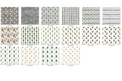 Llama Digital Paper Product Image 3