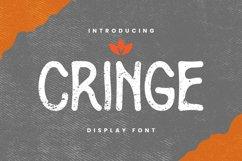 Cringe Font Product Image 1