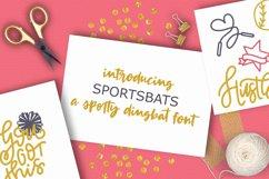 SPORTSBATS - Sporty Dingbats & Catchwords Product Image 1
