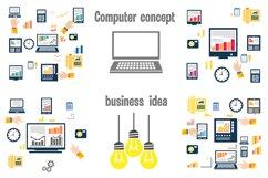 Business Laptop computer concept Product Image 2