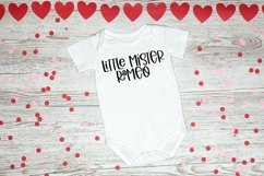 Web Font Little Miss Valentine - A Hand-Lettered Valentine's Product Image 4