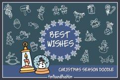 Christmas Season Doodle Product Image 4