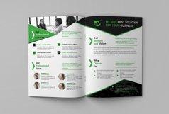 Company Bifold Brochure Product Image 5