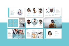 Trace Powerpoint Template Product Image 2