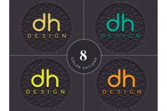 Designer Business Card Template Product Image 3