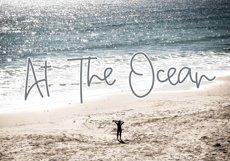 Beach Bum - Handwritten Script Font Product Image 4