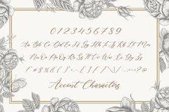 Lavineta Eisley Luxury Calligraphy Font Product Image 6