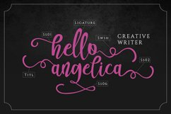 Forever Together - Romantic Font Duo Product Image 6