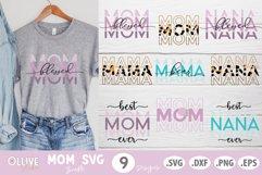 Mother's Day SVG Bundle, Mom -Mama SVG Bundle Product Image 1