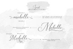 Roseville Script Product Image 6