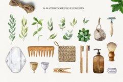 Zero waste bathroom kit Product Image 2