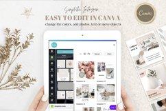 Canva Instagram Templates Simplistic Product Image 6