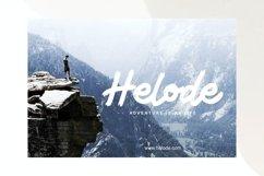 Botade | Metroscript Typeface Font Product Image 3