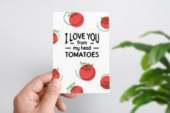 Tomatino. Handmade Font Product Image 6