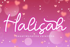 Halisah Product Image 1