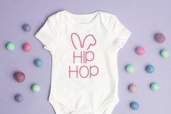 Hip Hop Bunny Easter SVG Product Image 2