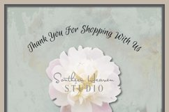 CREME ROSY FLORAL ARROW - PNG Product Image 4