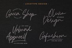 Melinda Rosalie - Signature Handwritten Font Product Image 8