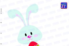 Easter bunny clip art - Personal and commercial use - Easter Product Image 5