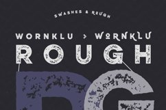 Weisshorn Typeface Product Image 3