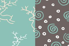 Christmas seamless pattern collection Product Image 3