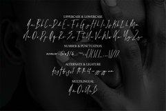 Web Font Kethie - A Stylish Signature Font Product Image 5